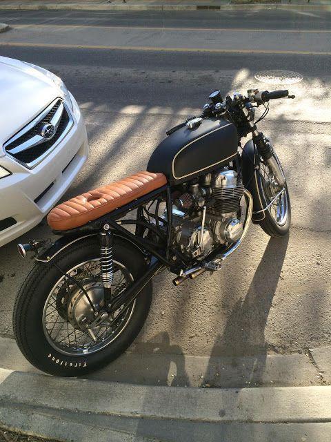 Honda CB750: