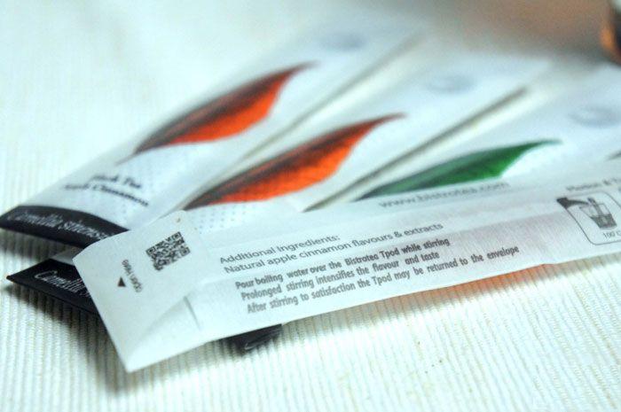 Fragrance  protective  envelope©  is tear resistant  &  moisture-proof!