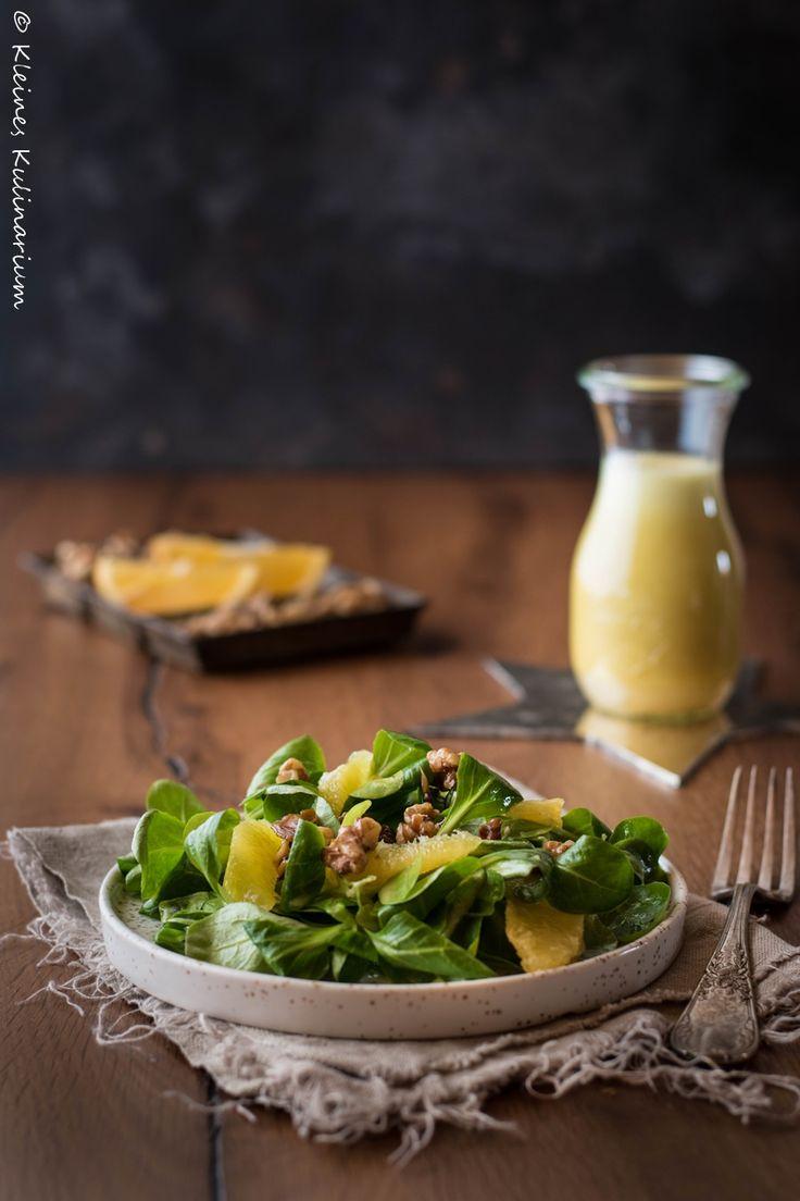Diese Woche geht es rund auf dem Blog. Von Montag bis Freitag serviere ich euch ein 5-Gang-Menü mit allem Pipapo. So, wie eben mein perfektes Weihnachtsmenü aussehen soll. Gestern gab es zum Aperitif ja schon diesen sündhaft leckeren Prosecco mit Glühweinsirup und heute ist der Salat dran. Als ich überlegt habe, was ich da servierenWeiterlesen