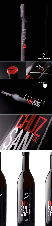 CRUZ DE SAN ANDRÉS TINTO 2011 Bodegas Feo - D.O. Bierzo wine spain #taninotanino #vinosmaximum