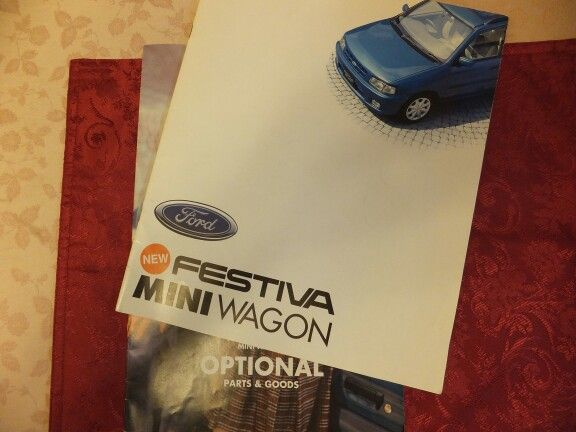 Festiva catalogue