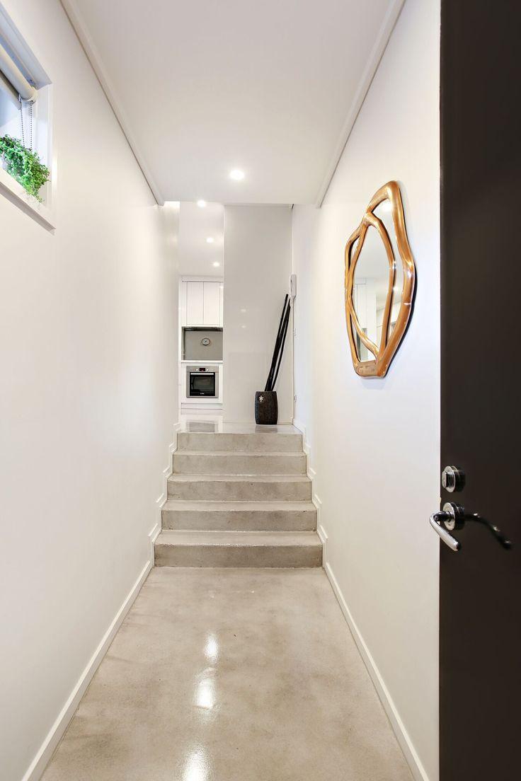 Hallway entry