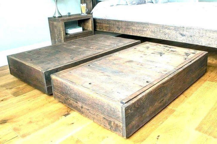 Außergewöhnliche Betten Mit Stauraum Unter Ihnen