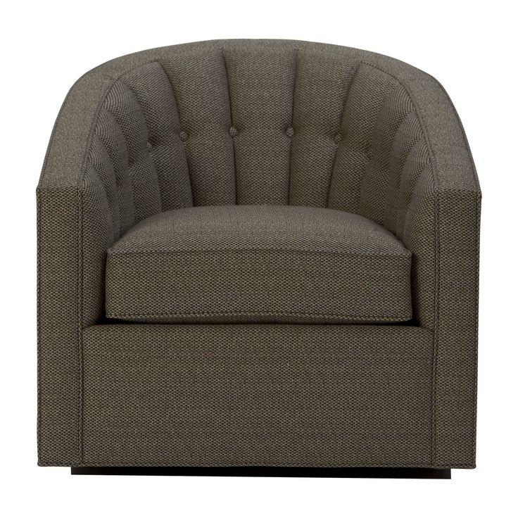 Rondo Swivel Chair - Ethan Allen US