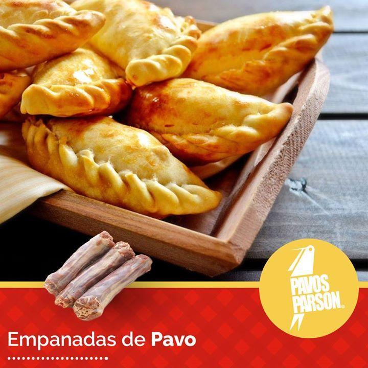 Empanadas de Pavo  ¡Tu familia las amará!  #Pavo #recetas #saludable
