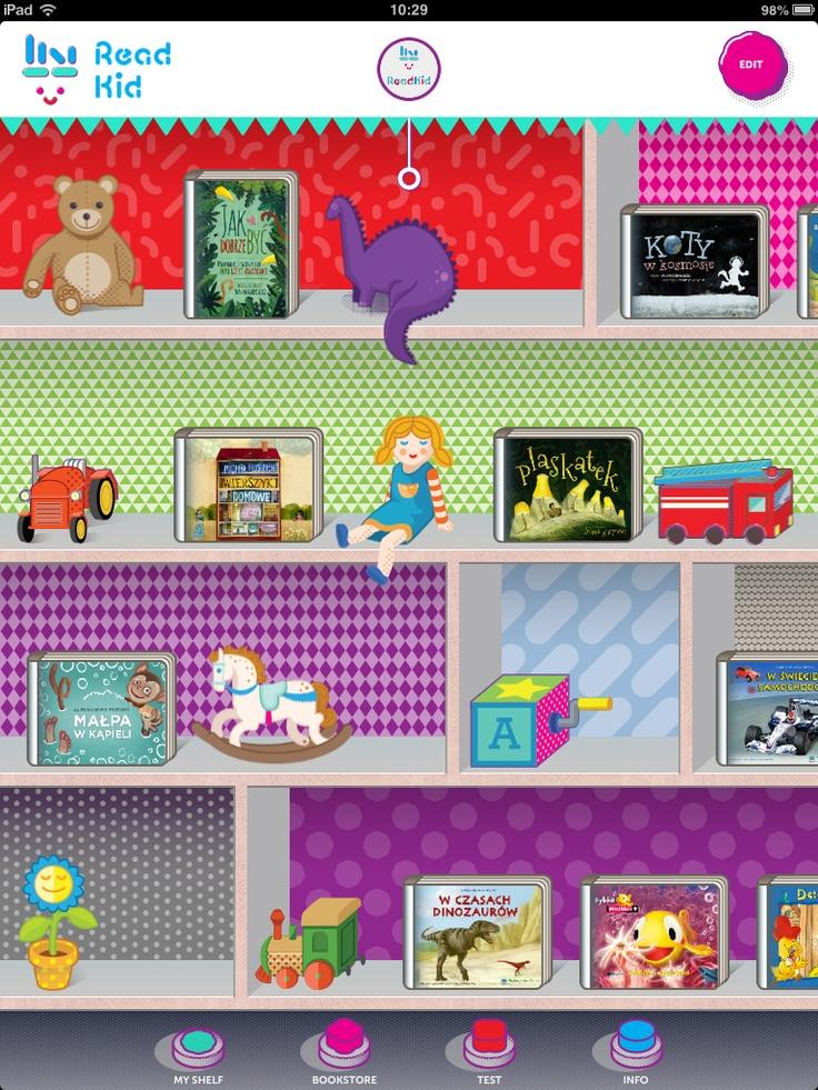 # readkid.eu #interactive books for kids # app for kids