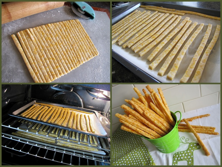 Mennonite Girls Can Cook: Cheese Straws  These are so good!