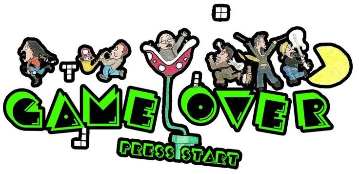 G.O.P.S – Game Over Press Start. rispettivamenteMarta Ledonne(voce),Gax Win(sassofono controalto/cori),Davide Cotroneo(chitarra elettrica),Francesco Greco(chitarra elettrica),Christian Beraldi(basso elettrico/mandolino) eFabio G. Russo(batteria), i G.O.P.S nascono dalla loro grande passione musicale in comune: le sigle di videogames, cartoni animati e films. Sesiete nostalgici degli anni'80/'90allora iG.O.P.S.sono ilgruppoche fa per voi.