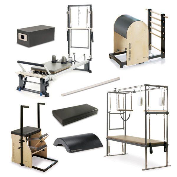 The Best Pilates Chairs: Stott Pilates Enhanced One-On-One Studio Bundle