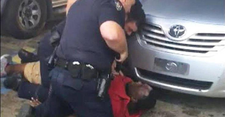 Felon, Pedophile and Deadbeat Dad #AltonSterling Shot Dead After Wrestling with Police – DOJ to Investigate (VIDEO)  Jim Hoft Jul 6th, 2016