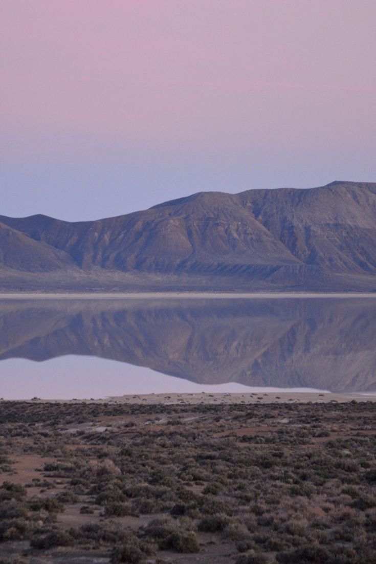 The Black Rock Desert Wilderness is the perfect place to ease reverse culture shock.