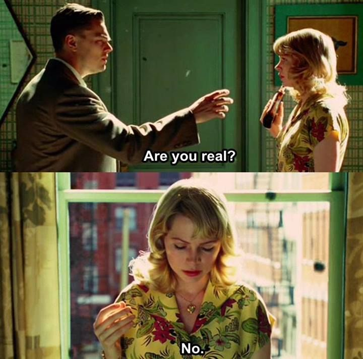 """Shutter Island"" - Teddy and Dolores"
