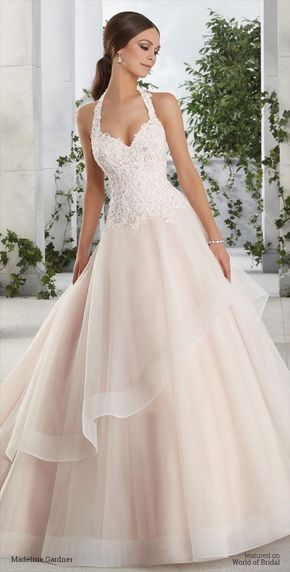 Madeline Gardner 2016 Wedding Dresses