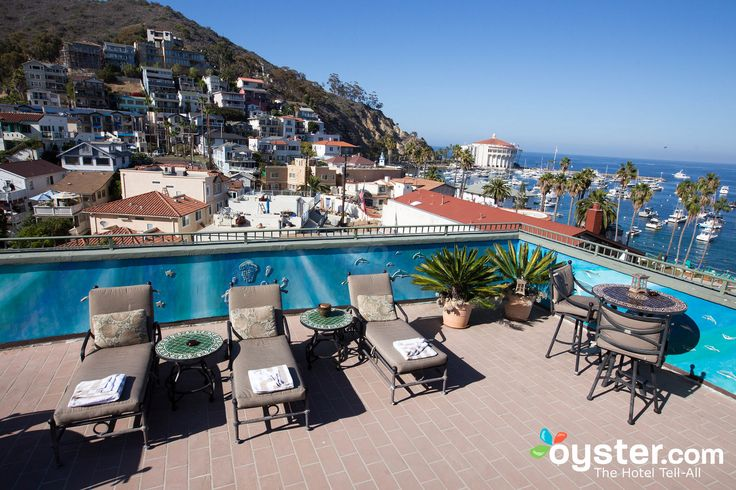 The Avalon Hotel on Catalina Island | Oyster.com Review