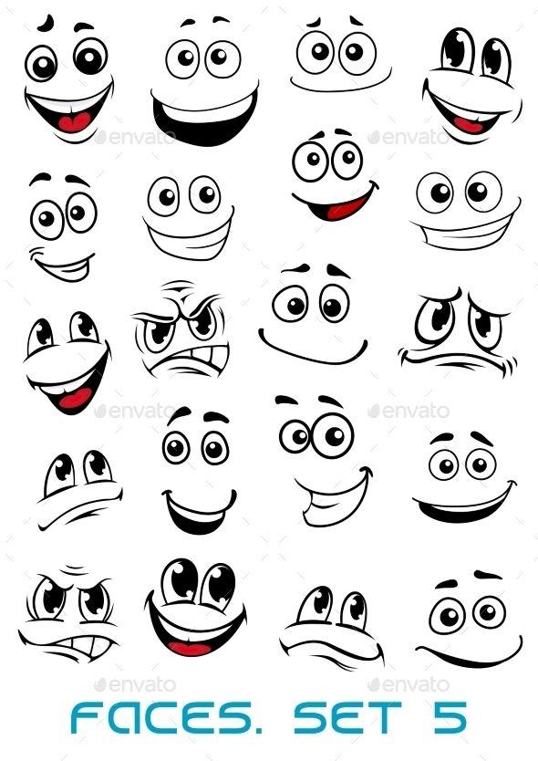 Yuck Character Design : Best cartoon faces ideas on pinterest eyes