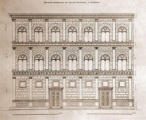 25 best quattrocento renaissance italienne images on for Architecture quattrocento