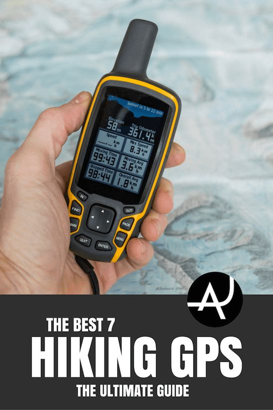 Check out the best 7 hiking GPS the ultimate guide.