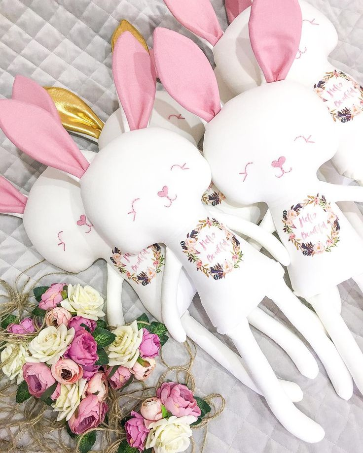 """104 Likes, 8 Comments - Mrs Bunny Maker (@mrsbunnymaker) on Instagram: """"Ever-popular Bloom Bunnies For @h.ercloset and @m_gesovski Thankyou for your patience mummas…"""""""