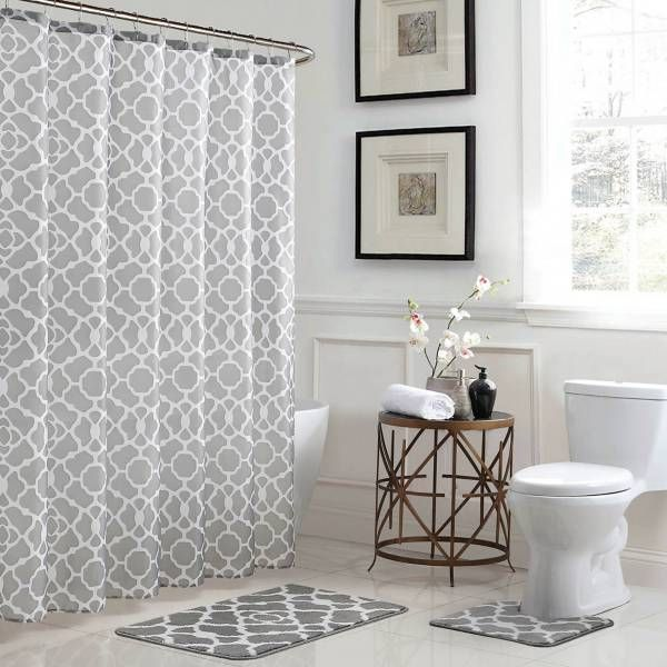 siglo best shower curtain for clawfoot tub. Elsa 15 Piece Bath Bundle Set in Light Grey  Shower CurtainsShower 43 best Corner Bathtub images on Pinterest bathtub