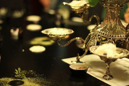 milan food design at Barbara Ghella House