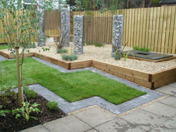 25 best ideas about steingarten gestalten on pinterest au enanlagen steingartenpflanzen and - Terrasse gestalten ideen stile ...