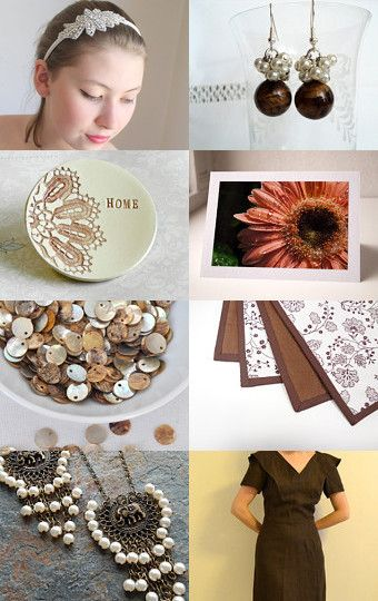 My chocolate monday by Chez Violette on Etsy--Pinned with TreasuryPin.com