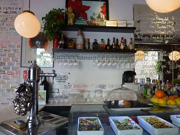La Pepita, un resto-bar à tapas innovant et dans l'air du temps   Les Bons Plans de Barcelone
