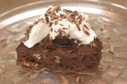 Decadent Chocolate Bread Pudding recipe by Bill and Judith Emerson of Steamboat Springs.