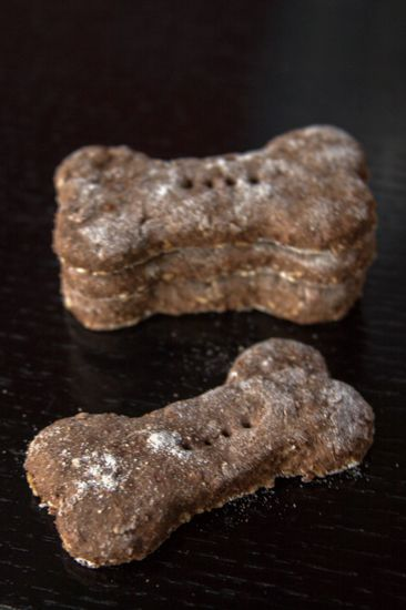 Molasses Banana DogTreats