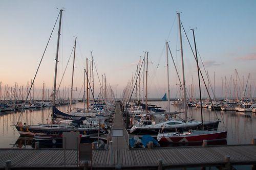 #Kühlungsborn take a look http://www.kuehlungsborn.de/marina/bootshafen.html