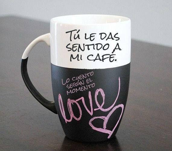 Lo cuento según el momento! feliz café, feliz miércoles!