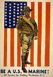 Chateau Thierry, US Marine Corps in World War 1