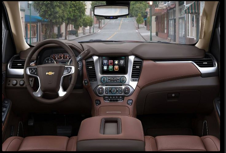 The 2018 Chevy Tahoe offers outstanding style and technology both inside and out. See interior & exterior photos. 2018 Chevy Tahoe New features complemented by a lower starting price and streamlined packages. The mid-size 2018 Chevy Tahoe offers a complete lineup with a wide variety of finishes and features, two conventional engines.