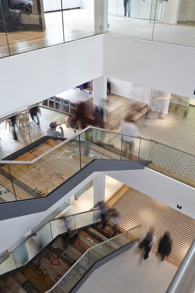 London ASOS Headquarters / MoreySmith - Location: London, England, United Kingdom