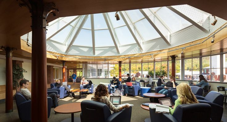 Quinnipiac University Carl Hansen Student Center Hamden