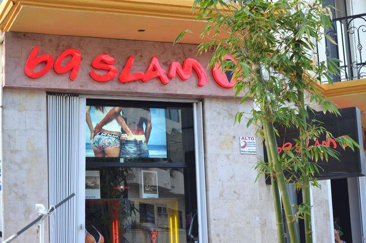 #69SLAM MEXICO // 5th Ave, corner of  20th street, Playa de Carmen, Quintana Roo, Mexico