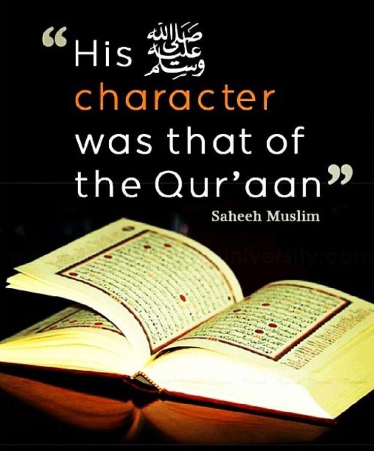 HADITH- reference - Sahih Muslim. ~Amatullah♥