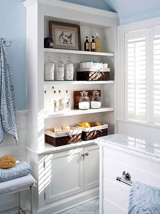 Recent bathroom wall storage baskets exclusive on indoneso.com