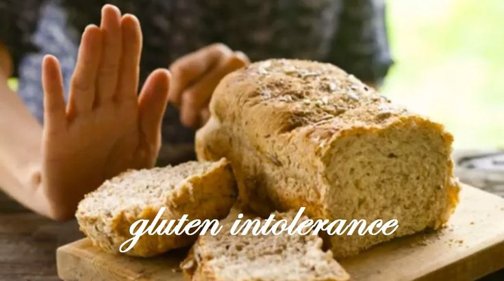 Symptoms of gluten intolerance that we ignore