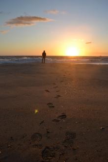 Playa Del Rey, California  Sunset