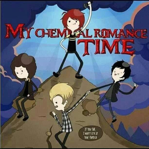 My Chemical Romance Time