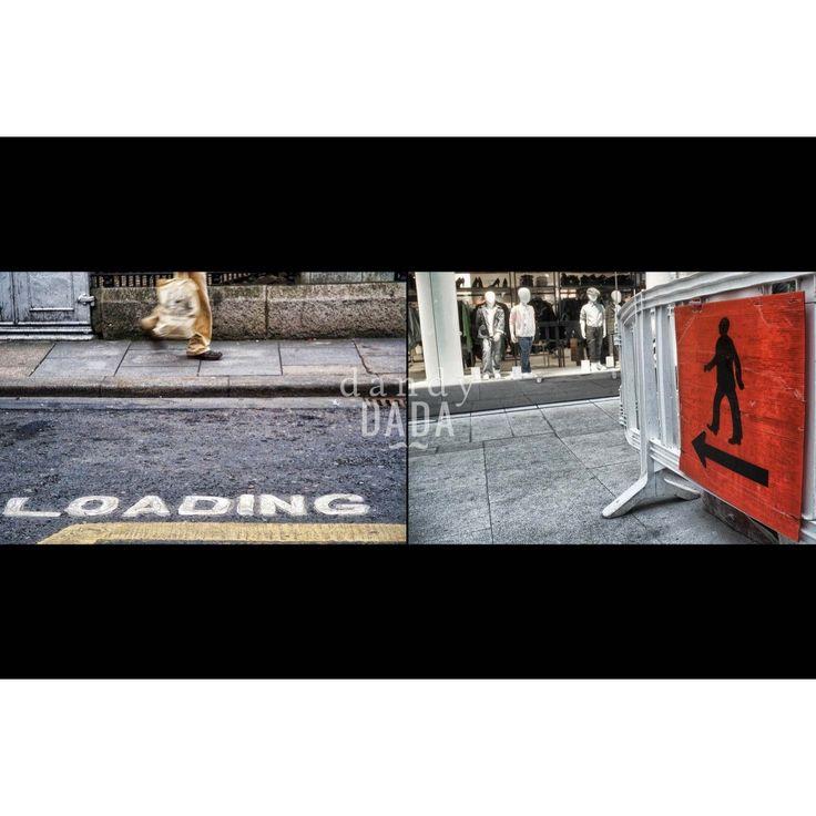 Loading di Piergiorgio Pirrone Fotografia di Viaggio per le strade della City. Edizione Limitata