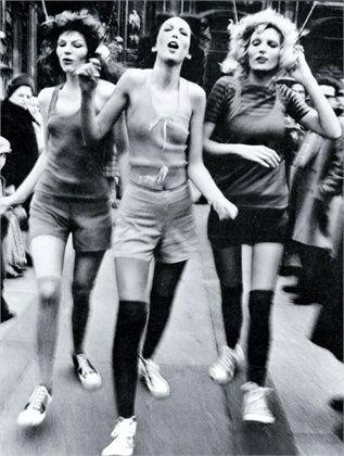 Vogue Italia, maggio 1971 Oliviero Toscani