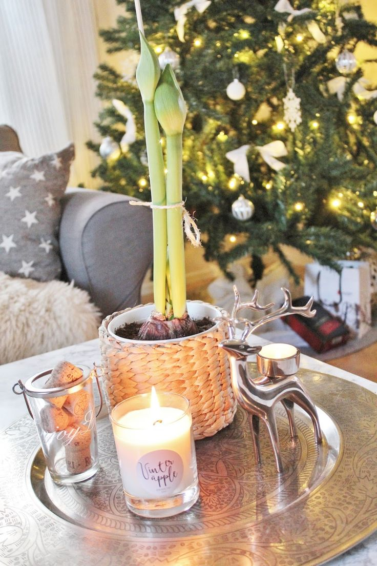 Christmas - Scandinavian interior