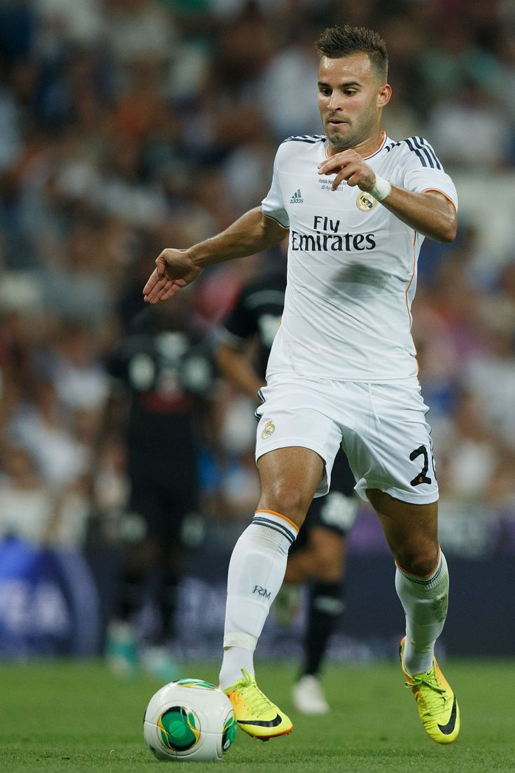 Jese Rodriguez of Real Madrid