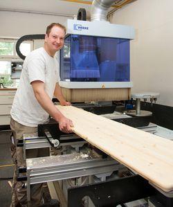 Tischlerei Berlin: Maßanfertigung, Möbel nach Maß, CNC Technik
