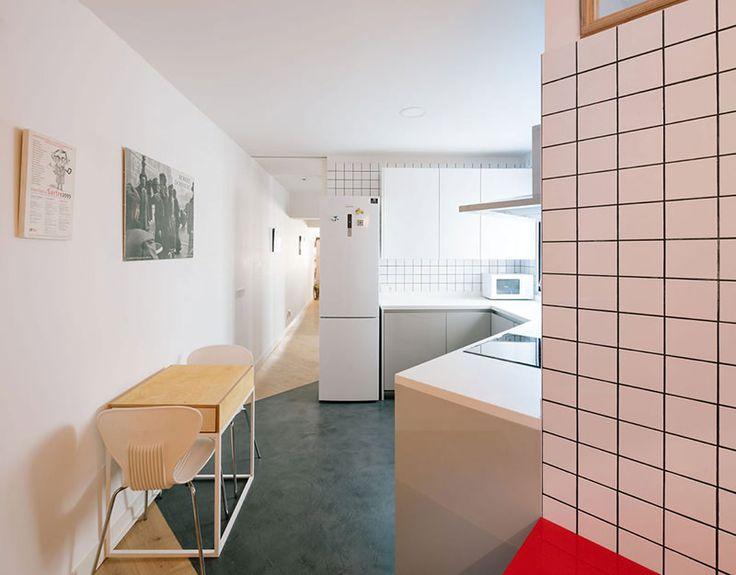 Apartamento pequeno com decoração simples, mas ideal - limaonagua