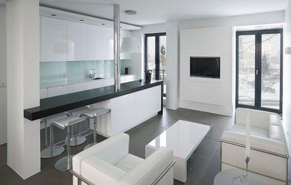 Appartamento contemporaneo a Reykjavik