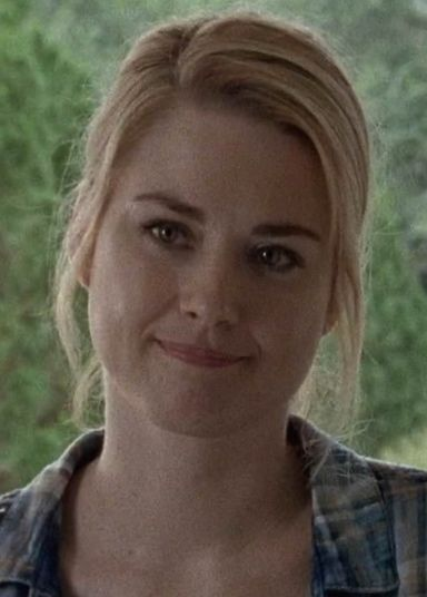 """First Appearance: """"Remeber"""" S5E12 ~ Jessie ~ (Alexandria Safe-Zone) ~ The Walking Dead (dead)"""