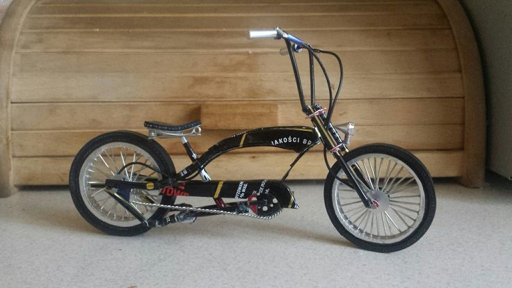 lowrider bicycle tincan handmade ( by faisal rizal )